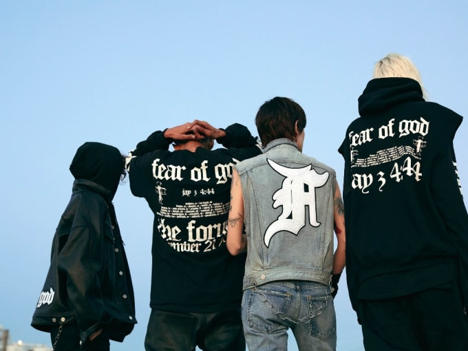 FEAR OF GOD Launches JAY-Z 4:44 Tour Collection