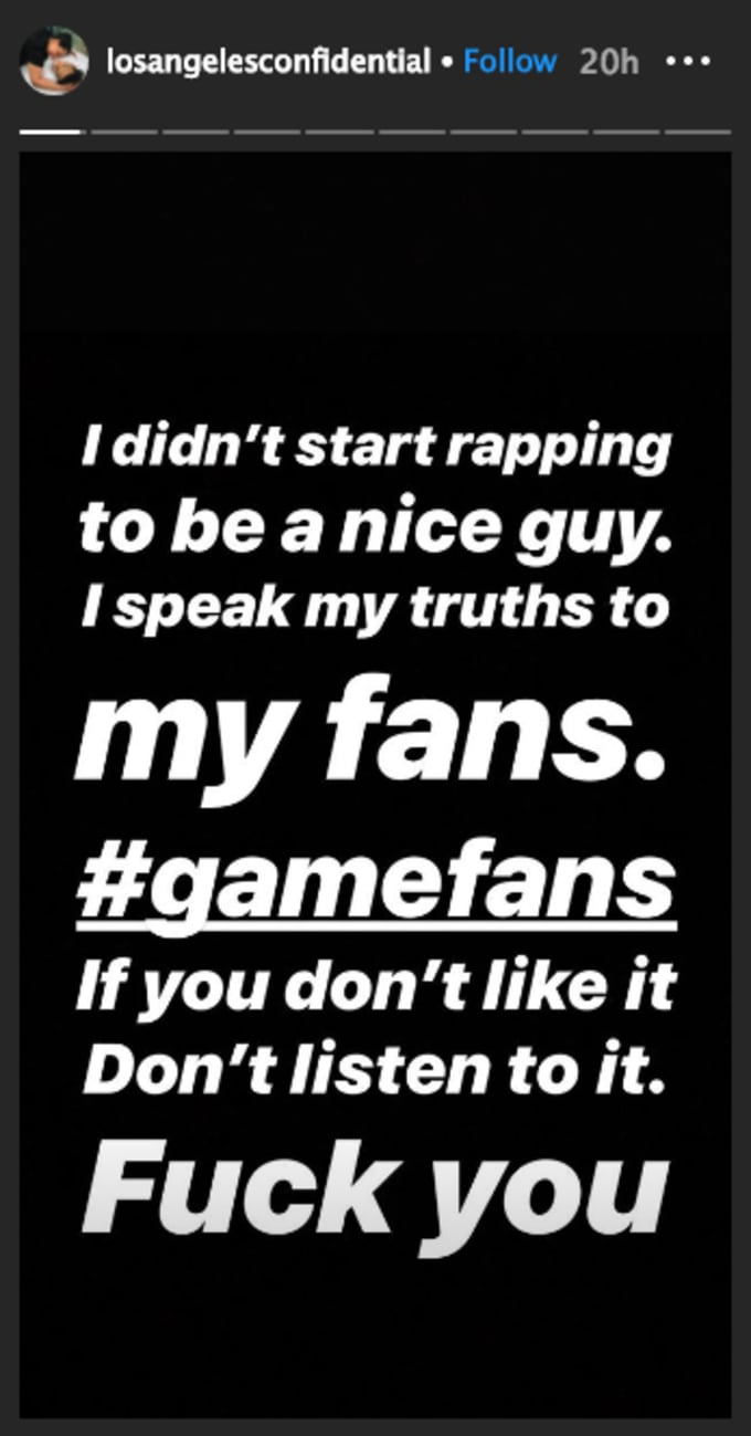 The Game IG