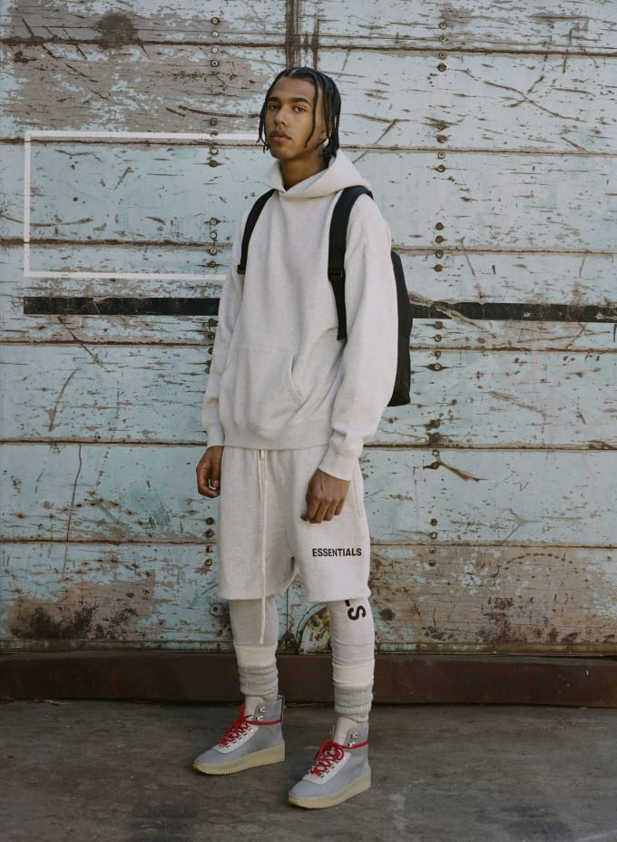Fear of God Essentials Look 1