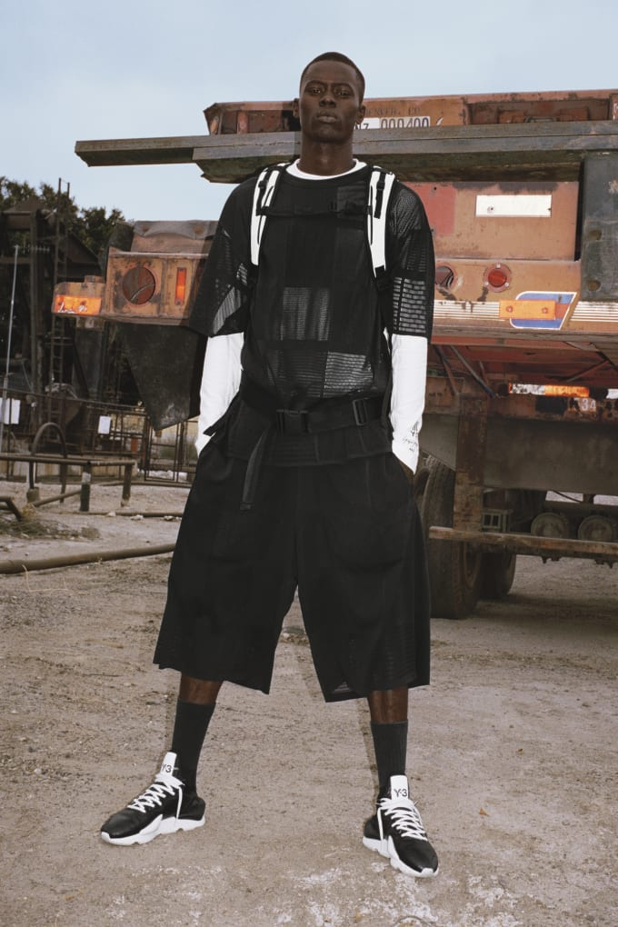 Check Out Y-3's Spring/Summer 2019 Campaign | Complex