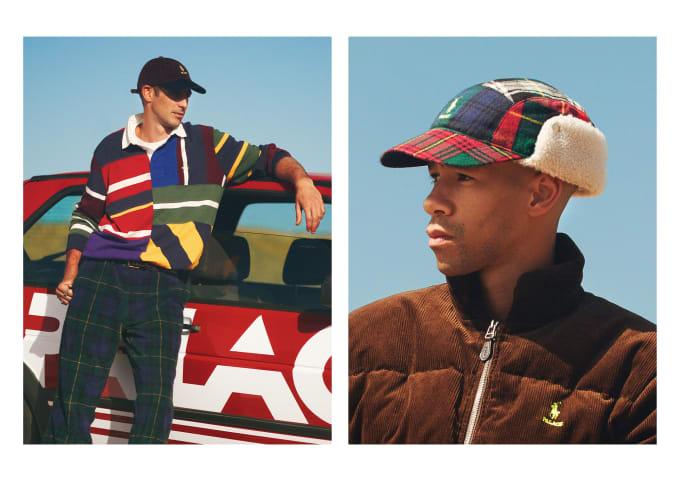 Palace x Polo Ralph Lauren Lookbook 5
