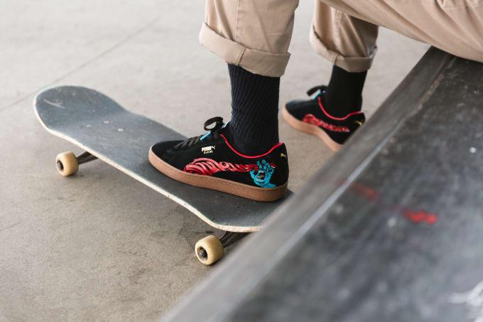 puma skateboarding