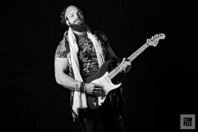 Elias WWE Superstar Guitar 2 Complex Original 2018