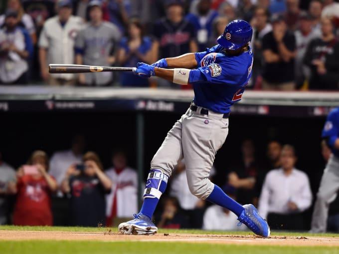 Dexter Fowler World Series