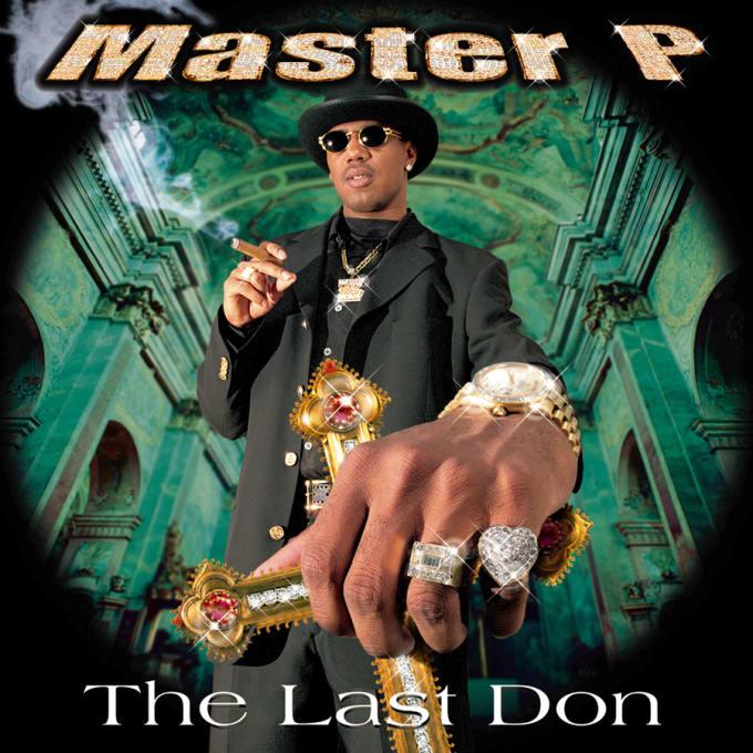 Master P's The Last Don Album Cover
