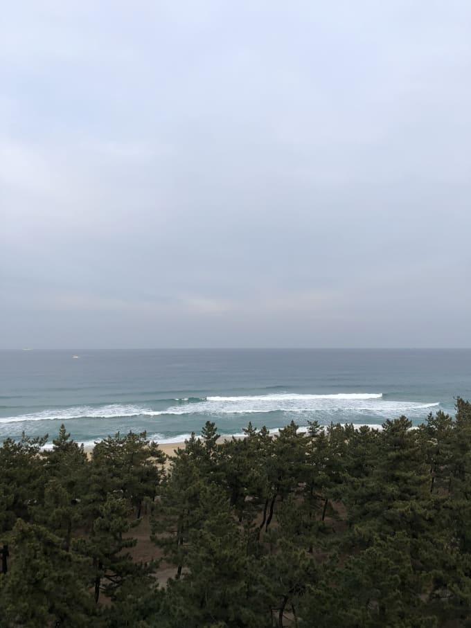 South Korea Sunset