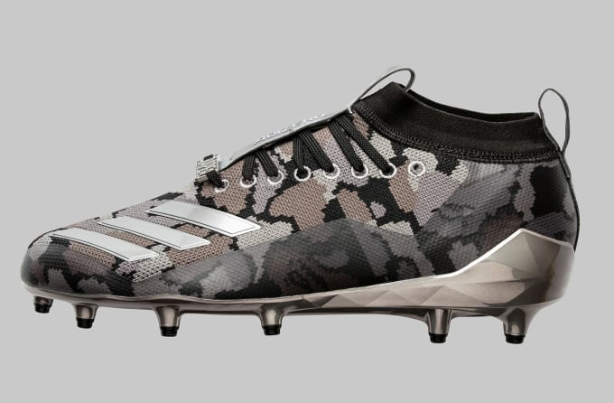 Adidas Football by Bape Adizero Cleat 'Black'