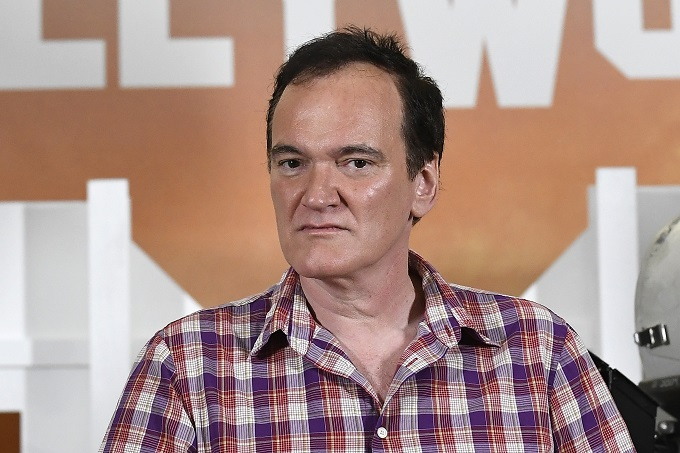 Tarantino Shoots Down Simon Pegg Questioning Whether His 'Star Trek' Would Be 'Pulp Fiction in Space'
