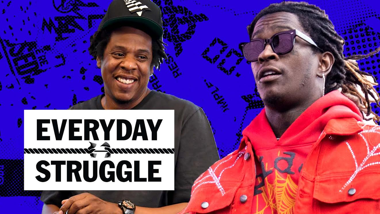 Jay-Z Passed Kneeling?, Young Thug's 'So Much Fun,' Nicki Minaj vs. Rick Ross   Everyday Struggle