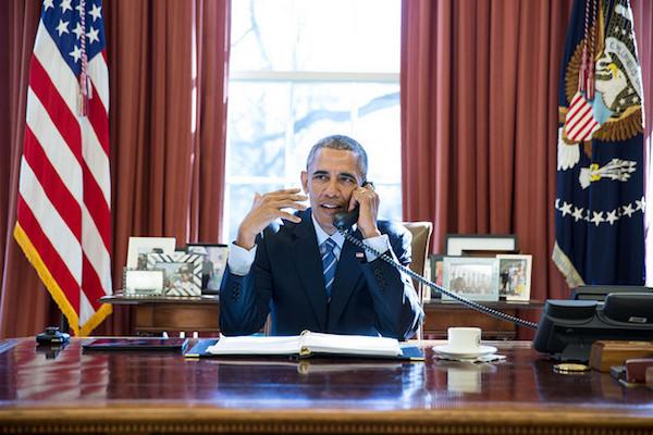 Image via The White House
