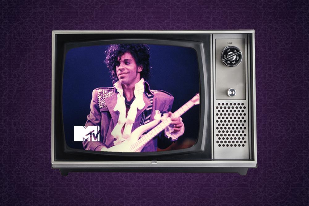Prince MTV