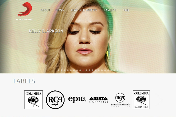 Image via Sony Music
