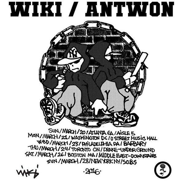wikantwontour