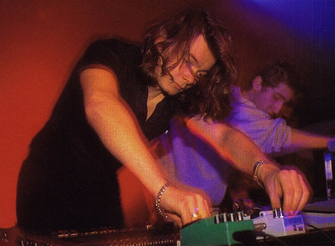 Daft Punk at Transmusicales in 1996
