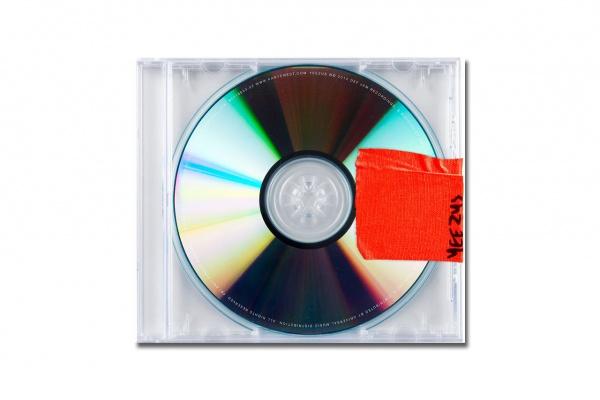 Kanye West's 'Yeezus' packaging