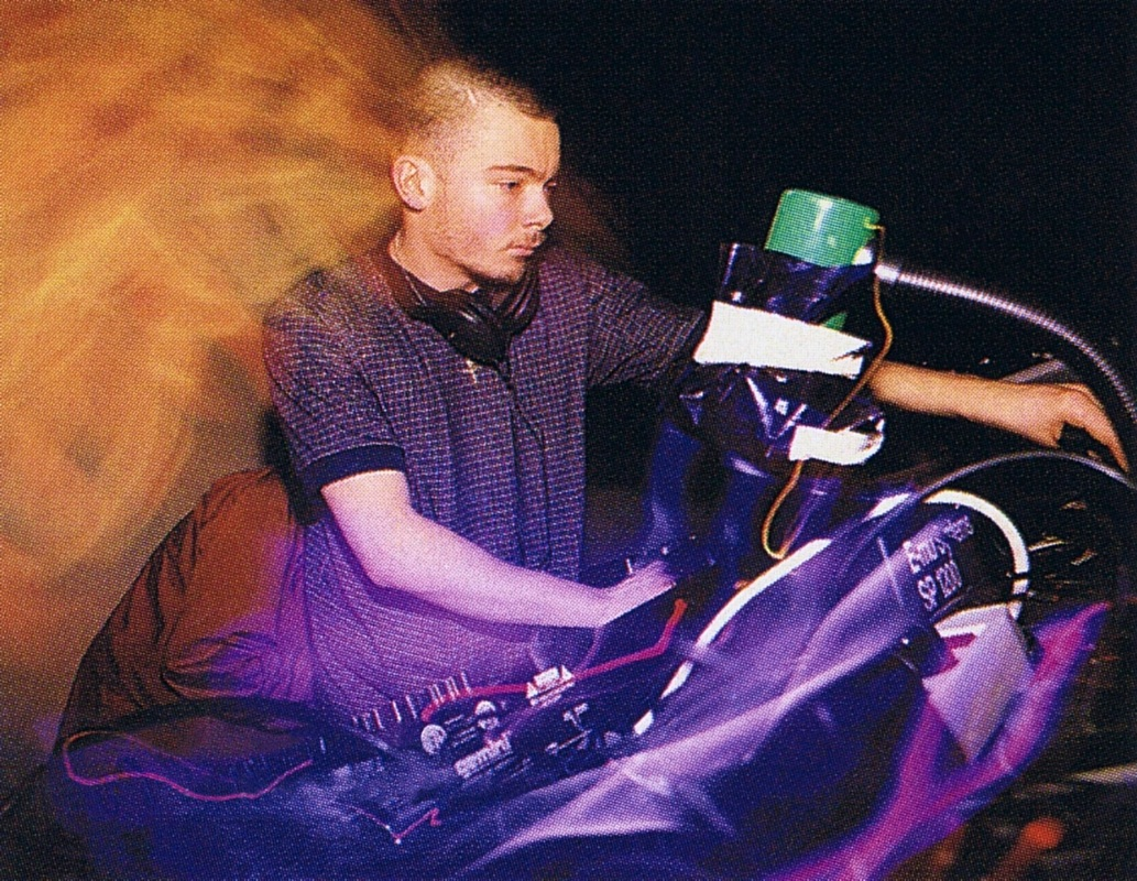 At The Arches Club in 1997