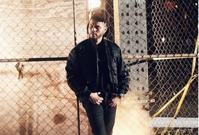 Image via The Weeknd's Instagram