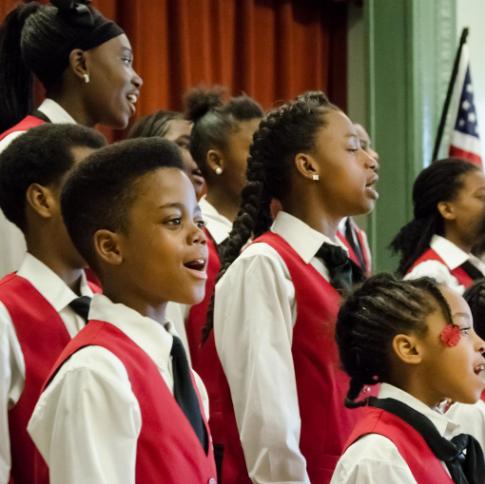 Image via Chicago Children's Choir