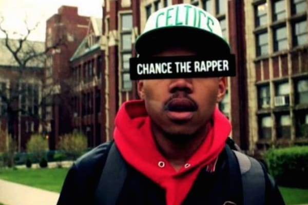 Chance The Rapper 2012