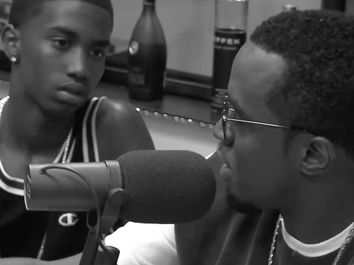 """Diddy: """"I Do Not Want Any Problems With Drake"""""""