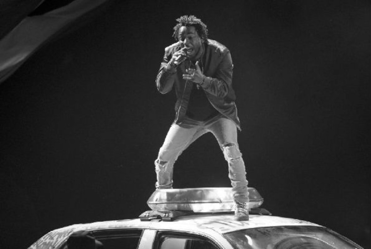 """Hip-Hop Is Not The Problem"": Kendrick Lamar Responds To Geraldo Rivera"
