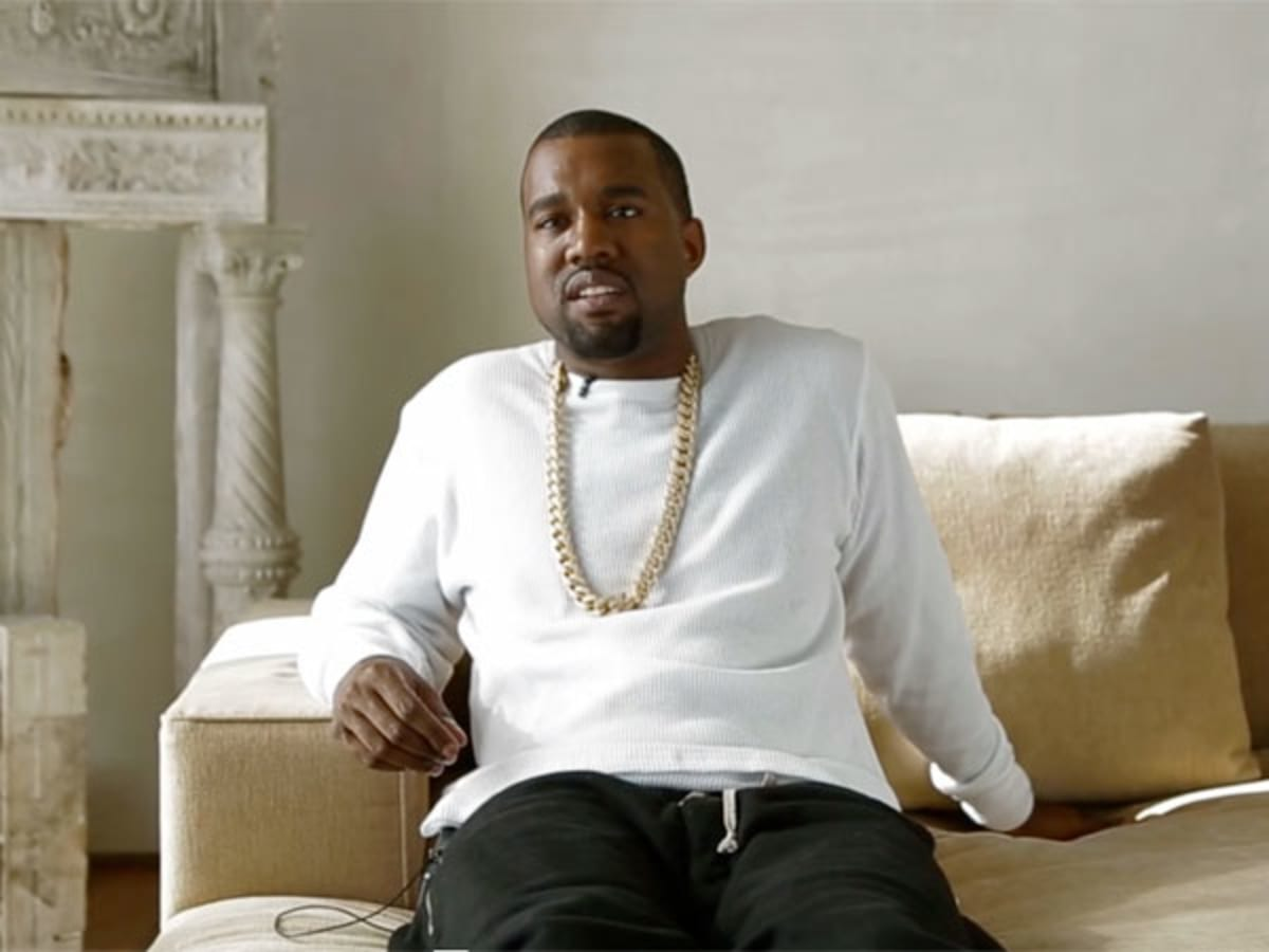 Here S A Video Of Kanye West Rapping Quot No More Parties In