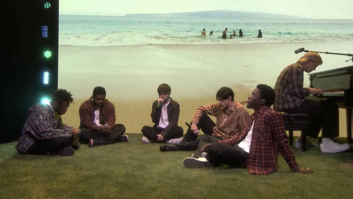 Image result for BROCKHAMPTON – THE BEST YEARS OF OUR LIVES