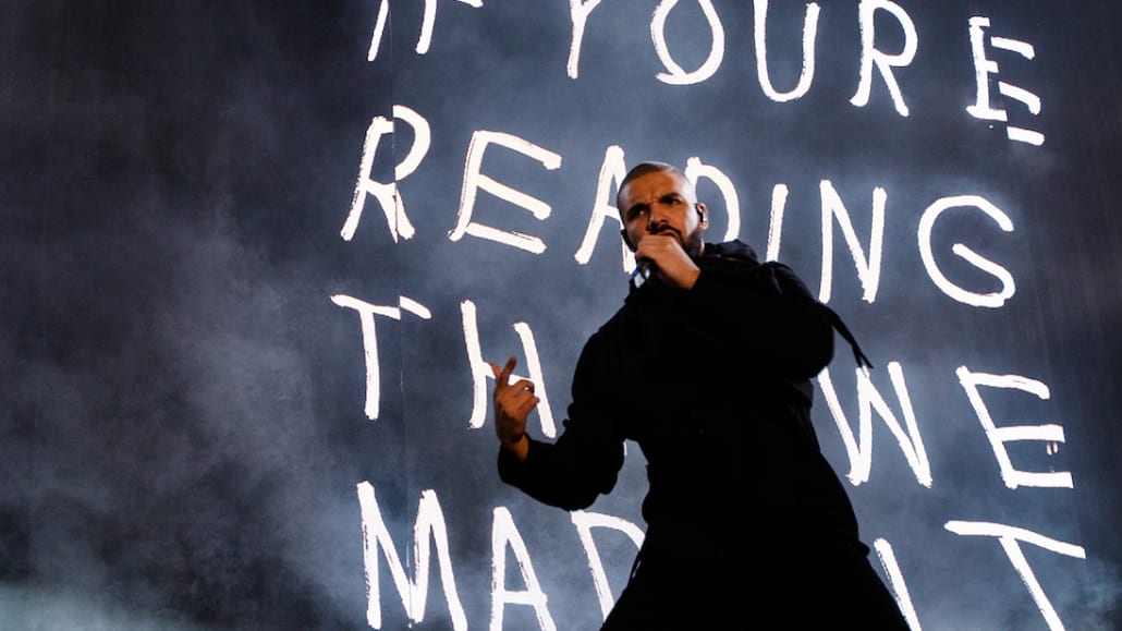 Drake Bought The Neighbor's House, Brought