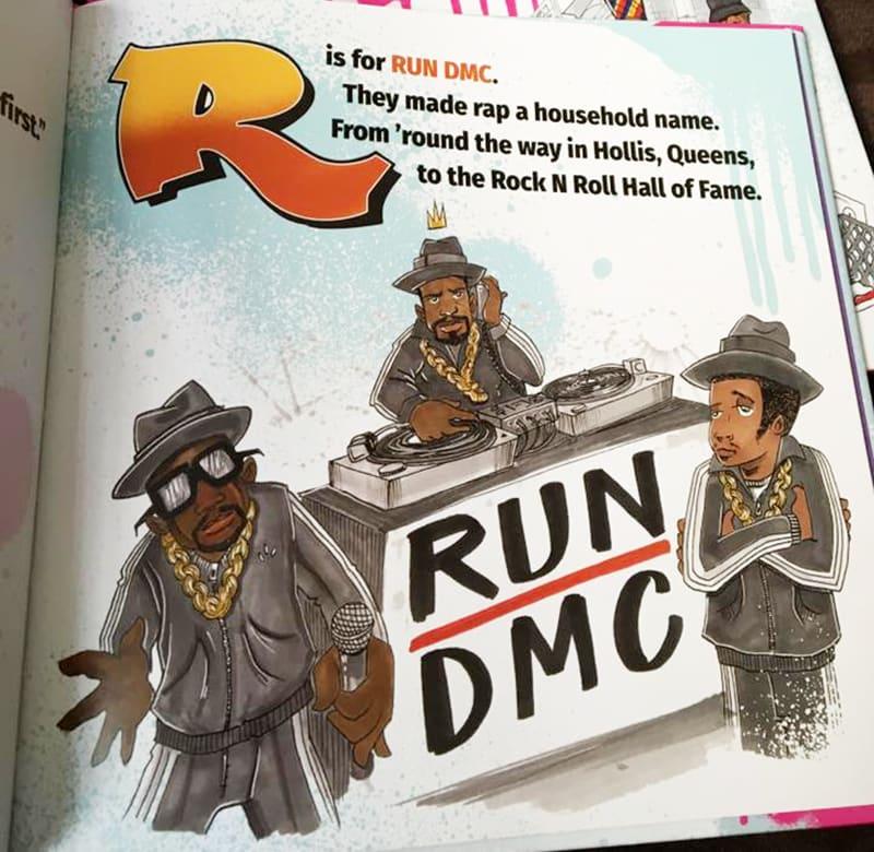 Hip hop interviews audio book