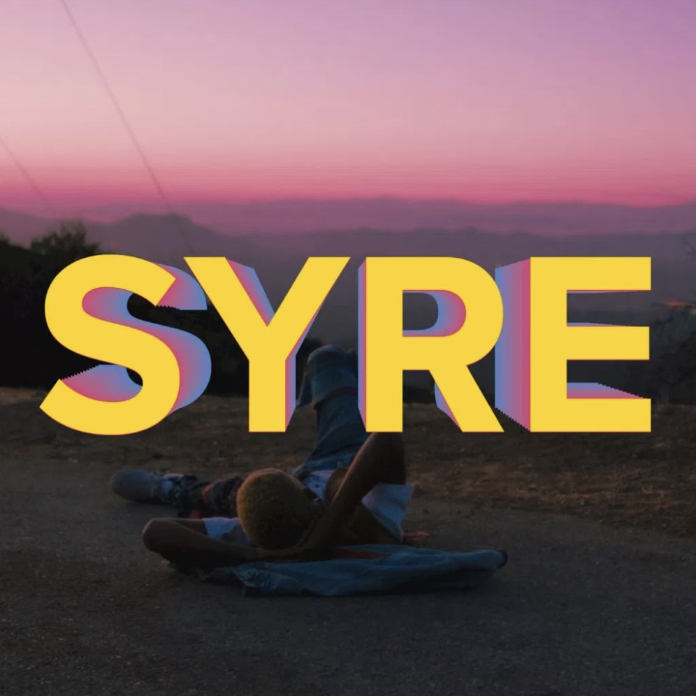 Jaden Smith Syre Cover Art