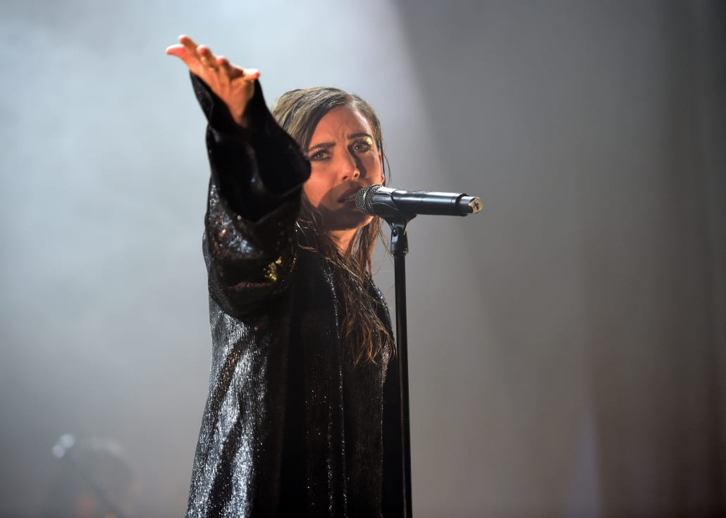 "Lykke Li has been covering ""Unchained Melody"" for years, and today it's available on all streaming platforms."