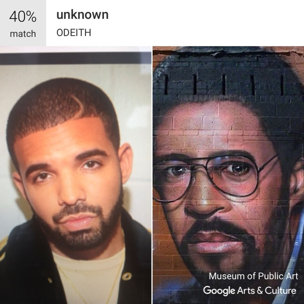 we put your favorite rappers into google s viral arts culture app