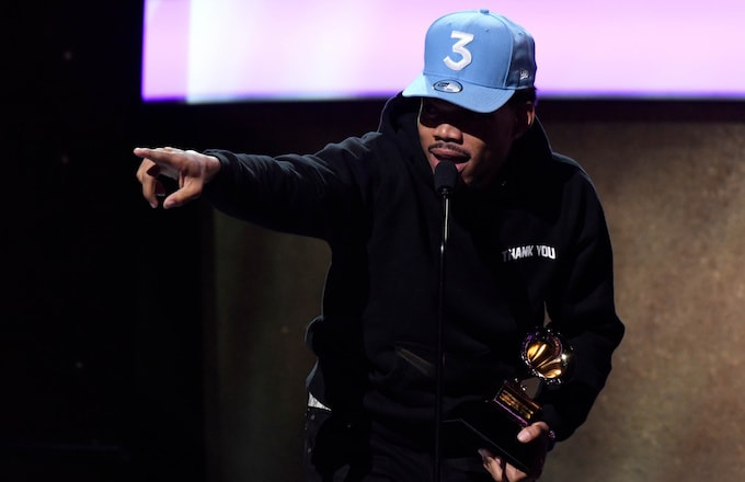 Chance The Rapper Files Lawsuit Against Anyone Trying To Sell Fake Merchandise