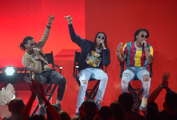 Migos Rolling Stone Interview Talks Cardi B Wedding: Quavo Reveals His Favorite MCs, Offset Talks Bitcoin In