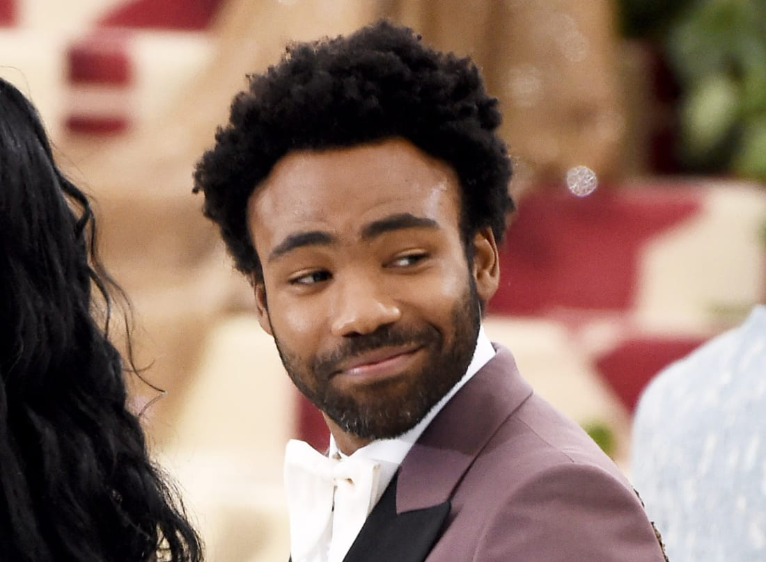 Donald Glover Is Purposely Avoiding 'This Is America' Comments