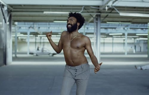 The Story Behind Childish Gambino's Symbolic