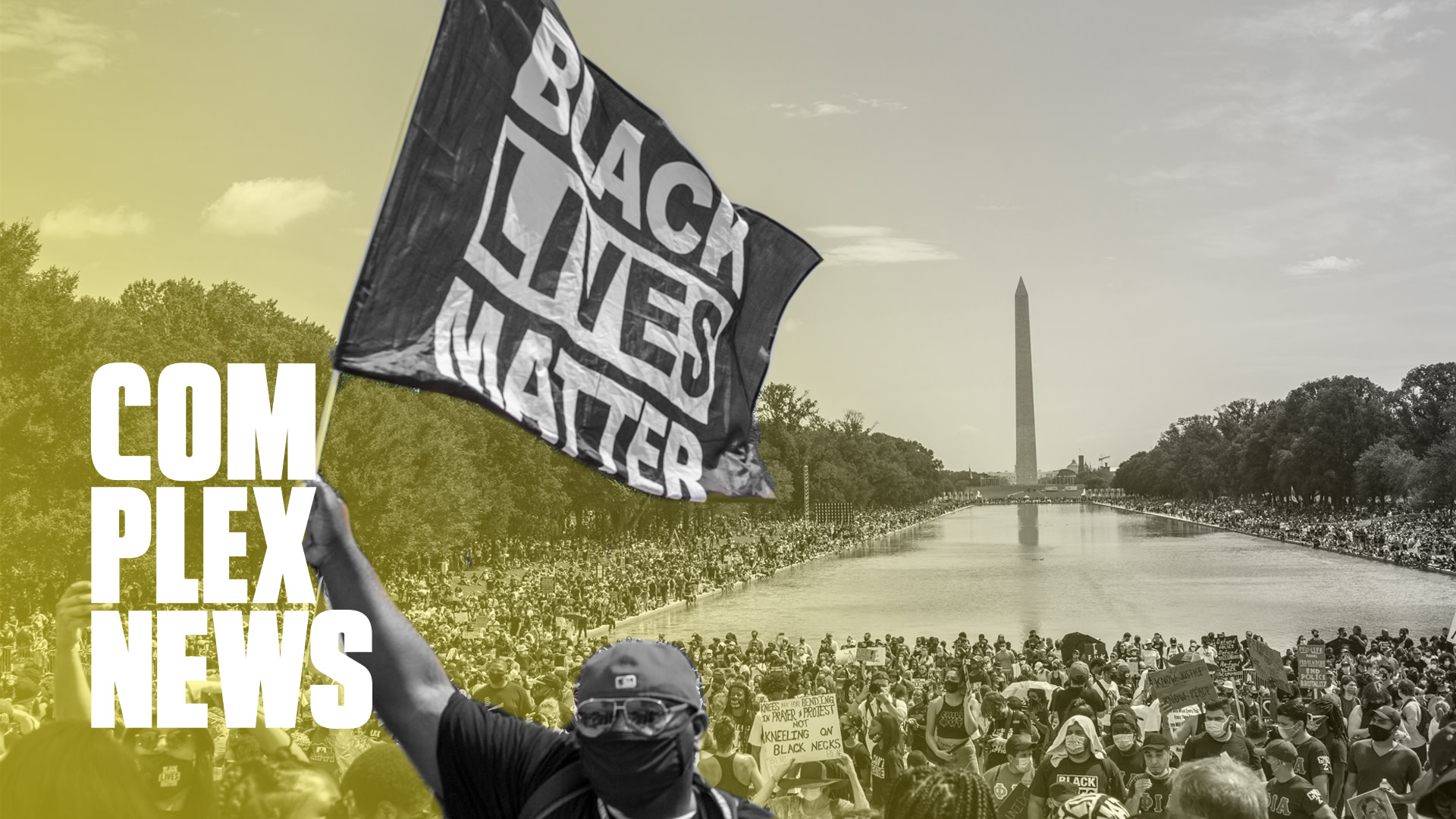 "On the Ground at The March on Washington: ""We Had Shackles, Now We Have Bullets"""