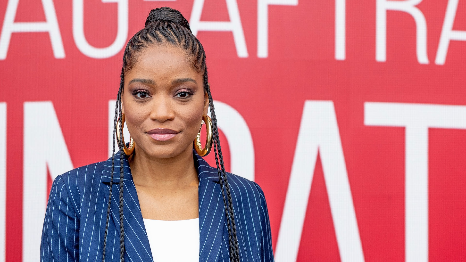 Watch Keke Palmer Urge National Guard Soldiers to March in George Floyd Protest