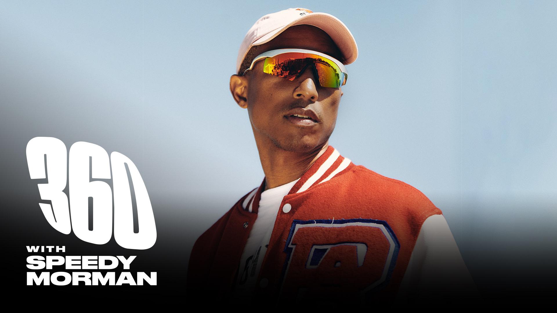 Pharrell Teases Rihanna Album, Lists Songs That Represent Him | 360 with Speedy Morman