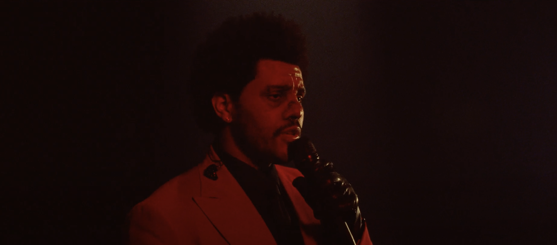 Watch the Weeknd's Live 'Alone