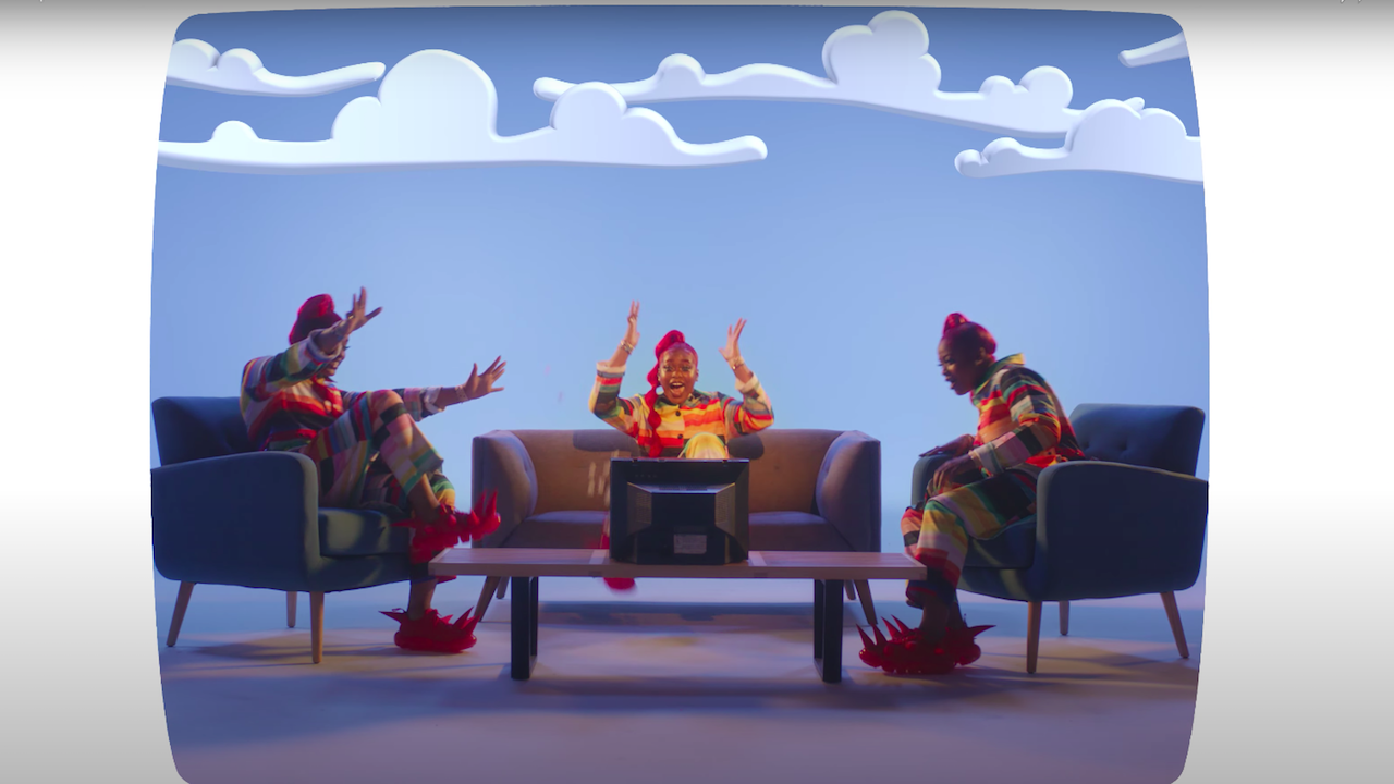 Watch Tierra Whack's New Video in Support of the Philadelphia 76ers