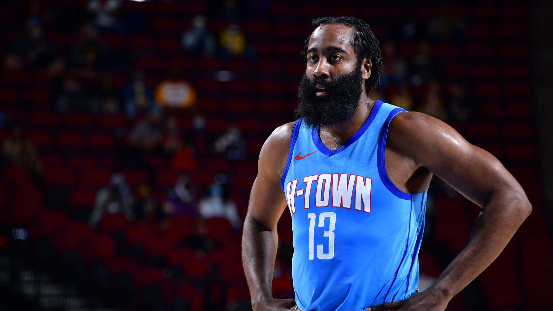 James Harden Reportedly Traded to Brooklyn Nets