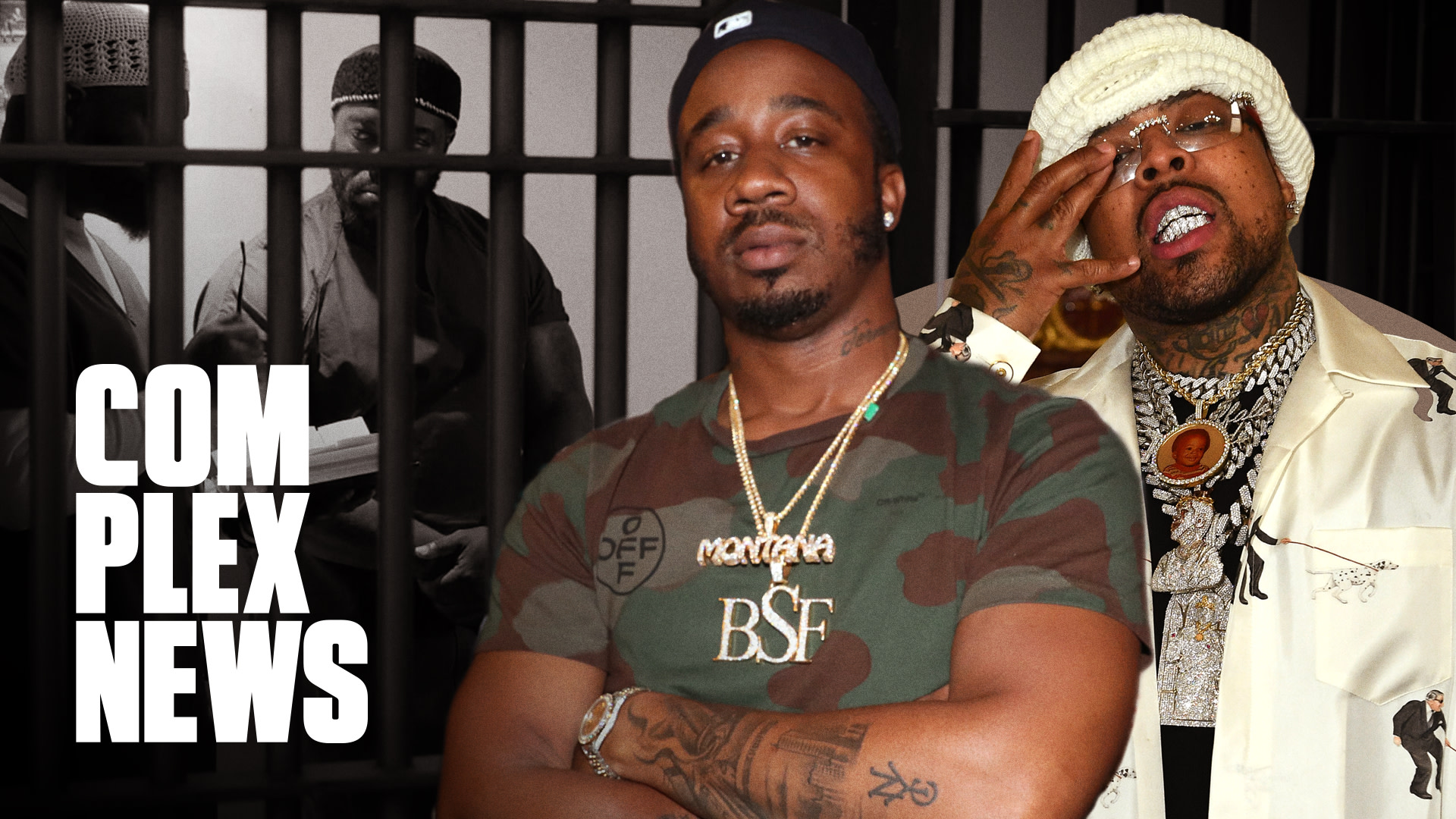 Benny the Butcher, Westside Gunn, & Deuce King Talk Griselda Films and 'Conflicted'
