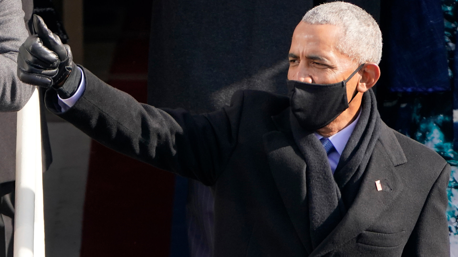 Obama Says He Broke His Schoolmate's Nose for Calling Him a Racial Slur