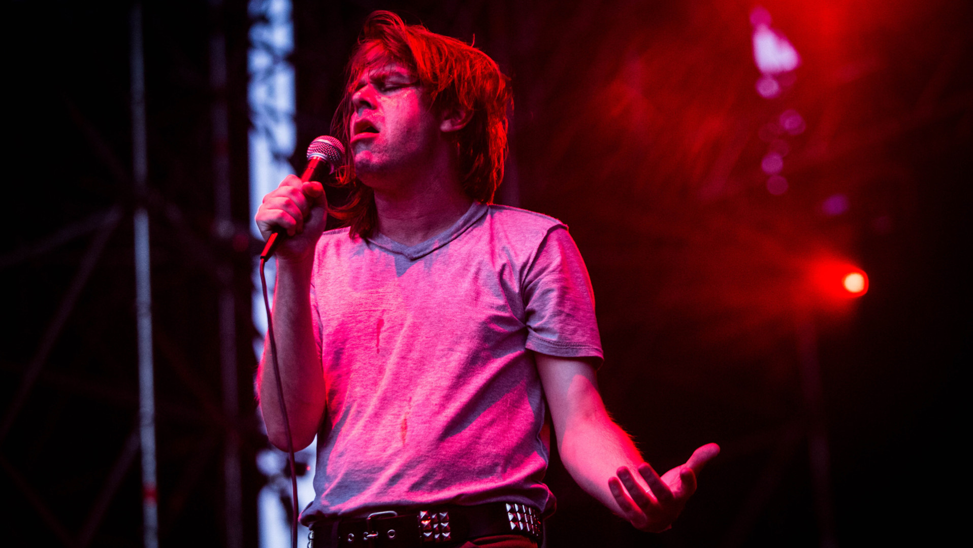Ariel Pink Dropped By Label For Attending 'Stop The Steal' Rally