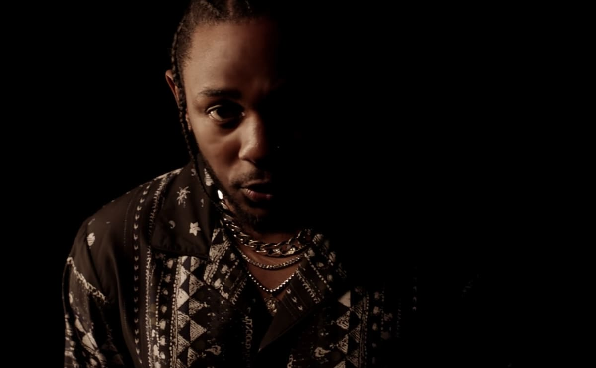 """Watch Kendrick Lamar's New Music Video for """"Love ..."""