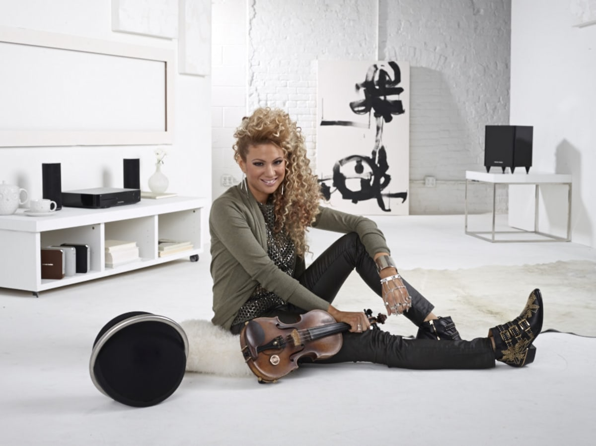 "Grammy Award-Winning Violinist Miri Ben-Ari Steps Out On Her Own With ""Jam With Me"""