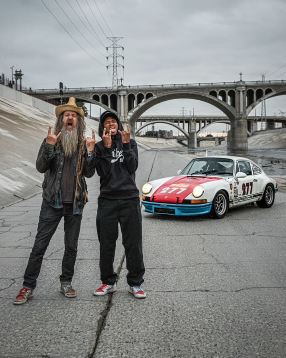 Magnus Walker's Nike SB Dunk With Ishod Wair: Full Story and ...