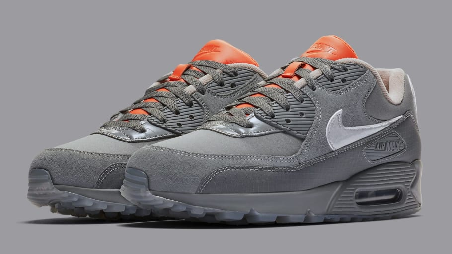 Rep Your Set with Nike BSMNT Air Max 90 'Glasgow'   Complex UK