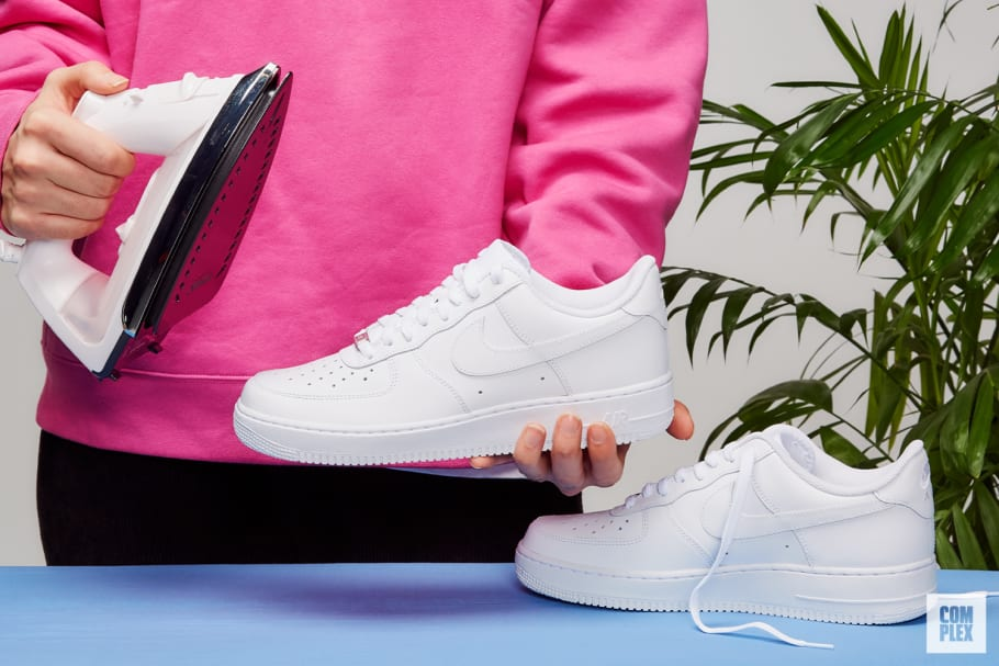 How To Wear Air Force 1s: Guide on Styling White AF1s | Complex